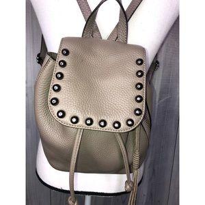 Rebecca Minkoff Micro Studded Leather Back…